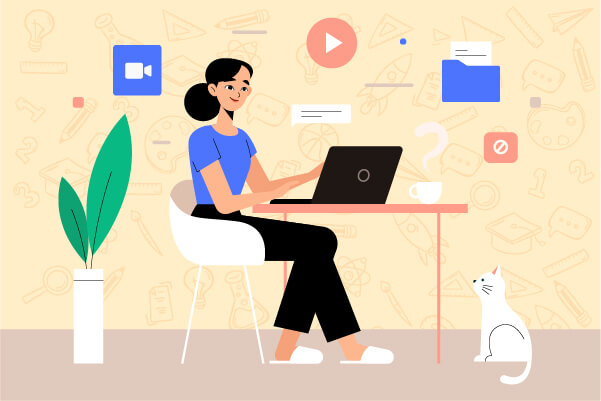 All you need to know to create successful webinars and video conferences in 2021