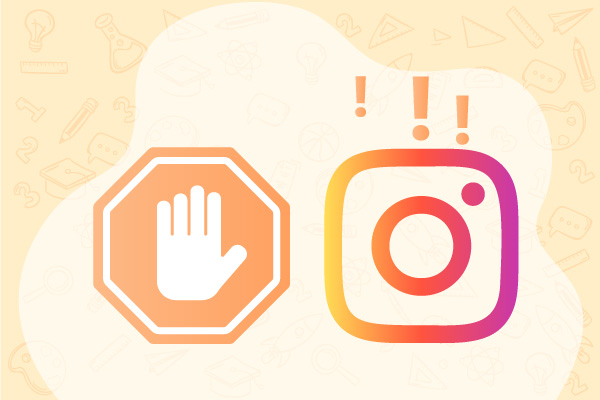 10 things you should not do on Instagram