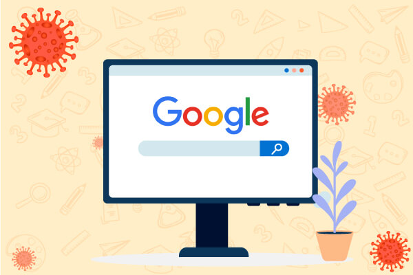How COVID-19 has changed the Google Search trends scenario